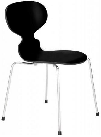 Modernistisk Mauren – Arne Jacobsen Myren Stol – DesignStoler.net ZI-65